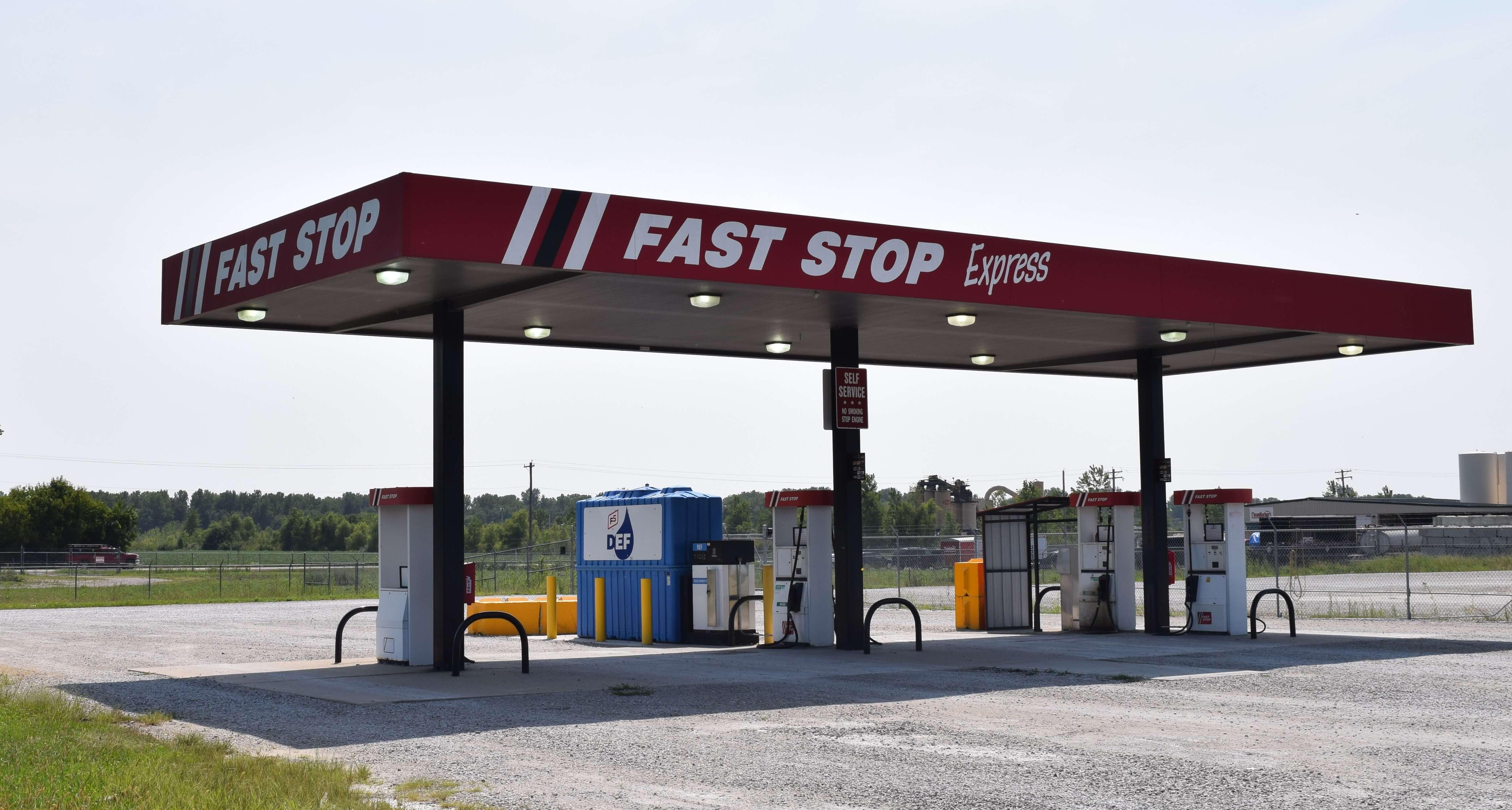 Roxana FAST STOP Express